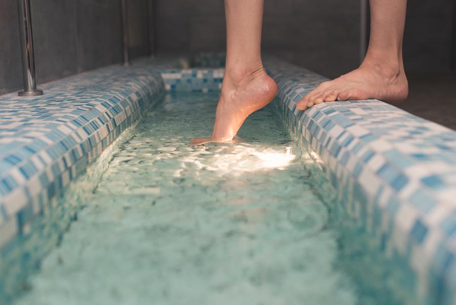 Fussreflexzonenmassage-Hydrotherapie-Hannes Rüdiger